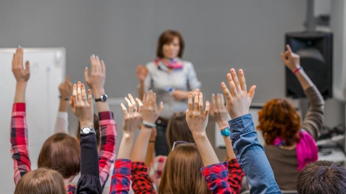 Coronavirus larger GCSE classes