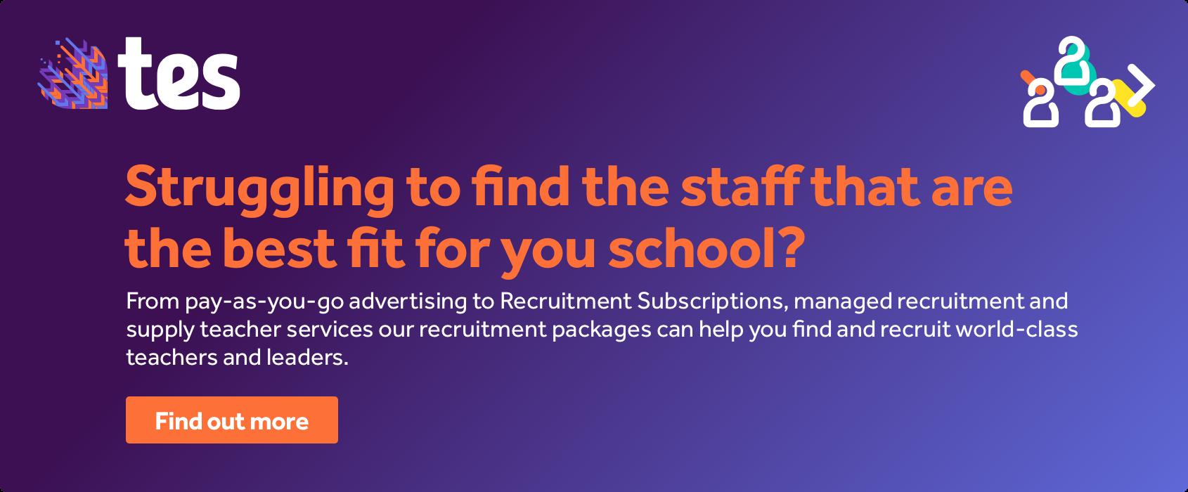 Tes recruitment