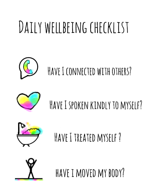 Mental health doodle