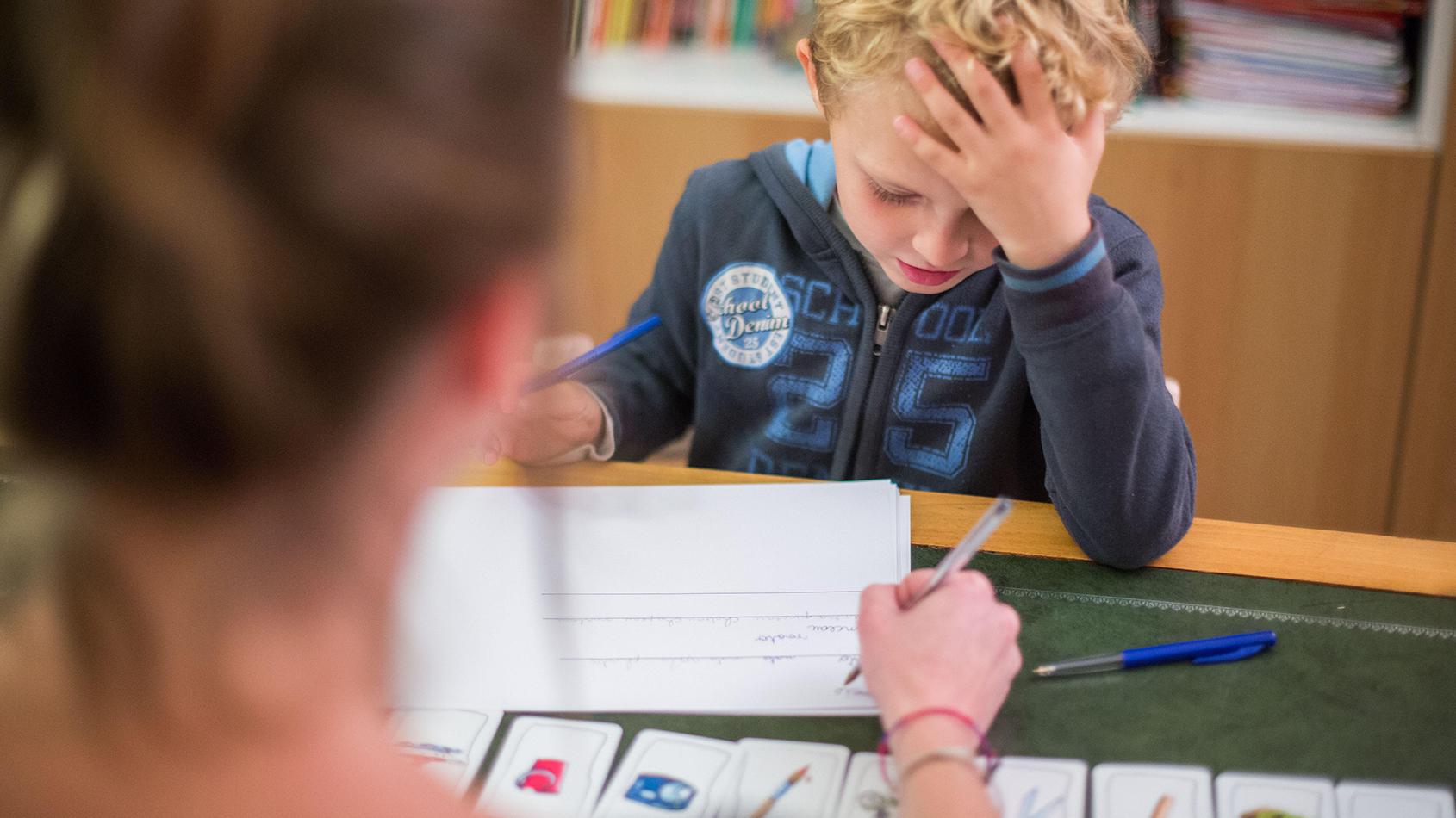 children with non-verbal autism