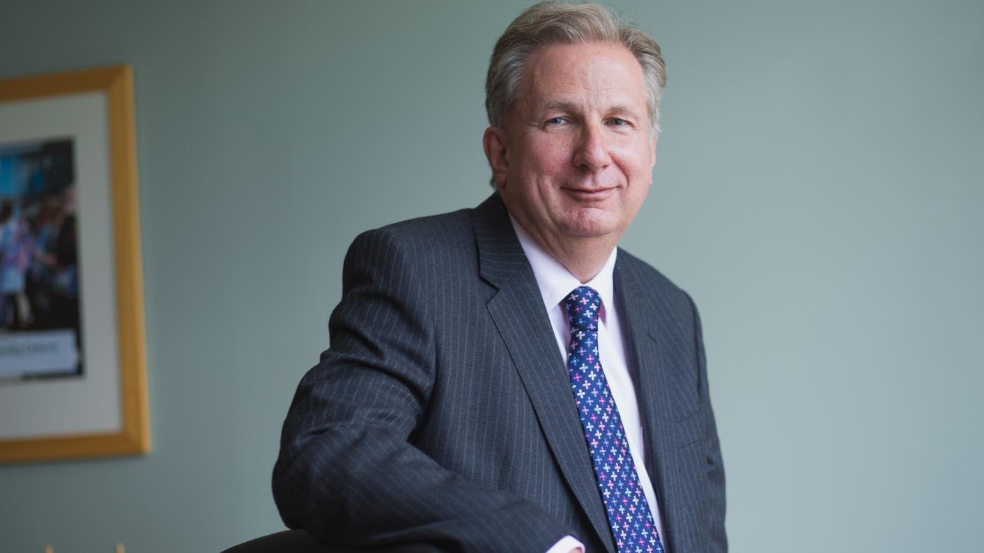 Paul Phillips, Tes FE awards