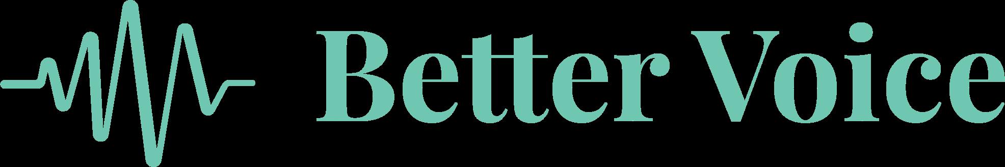 Better Voice for teachers logo