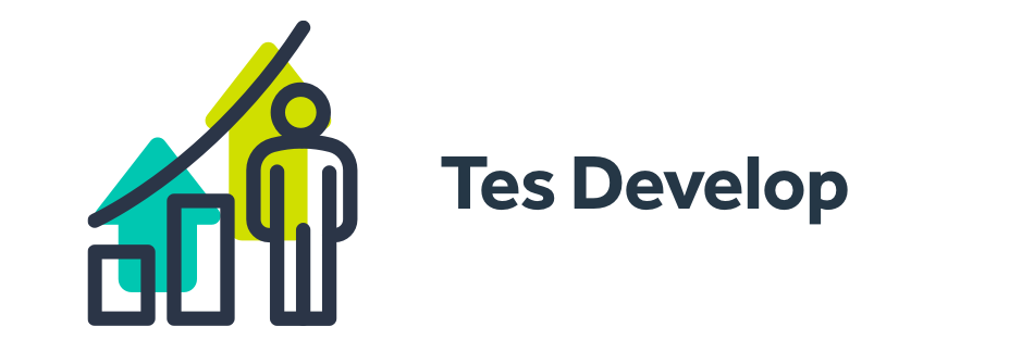 Tes Develop logo