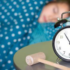 teacher sleep holiday