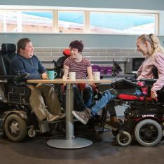 Tes FE awards: 'Our young people aren't defined by their disability'