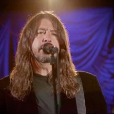 The Foo Fighters' frontman, Dave Grohl, dedicated his music performance at US president Joe Biden's inauguration to teachers