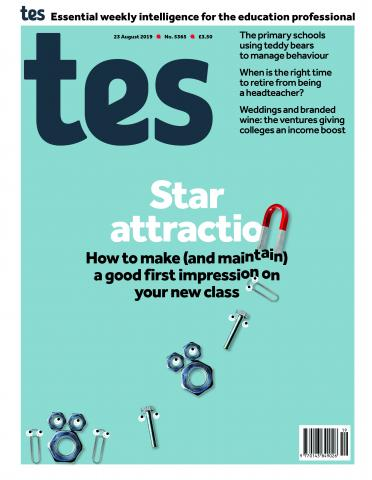 Tes issue 23 August 2019