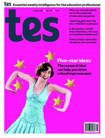 Tes issue 2 August 2019