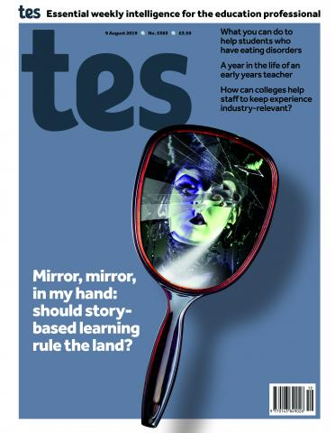 Tes issue 9 August 2019