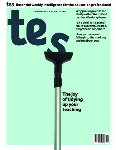 Tes issue 6 September 2019