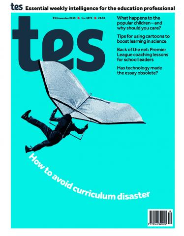 Tes issue 29 November 2019