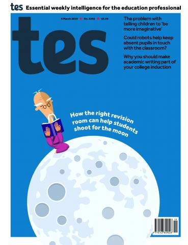 Tes England cover 06/03/20