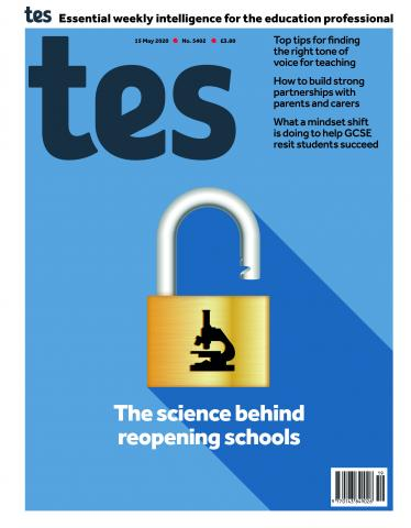 Tes issue 15 May 2020