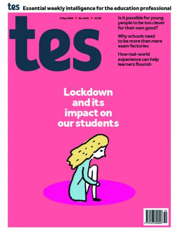 Tes England cover 08/05/20