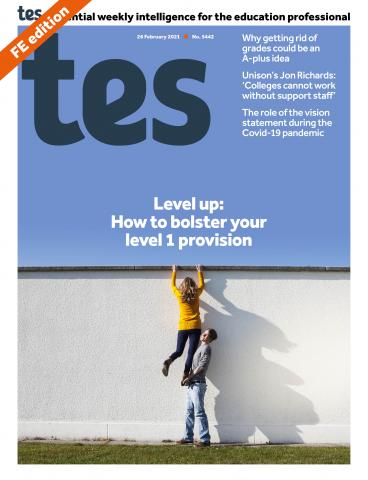 Tes FE cover 26/02/21