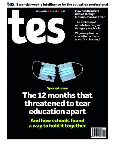 Tes cover 19/03/21