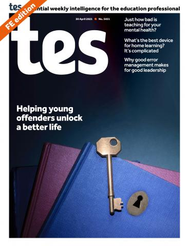 Tes FE cover 30/04/21