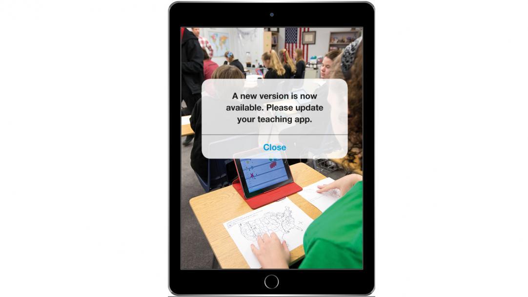 iPads aren't a quick fix