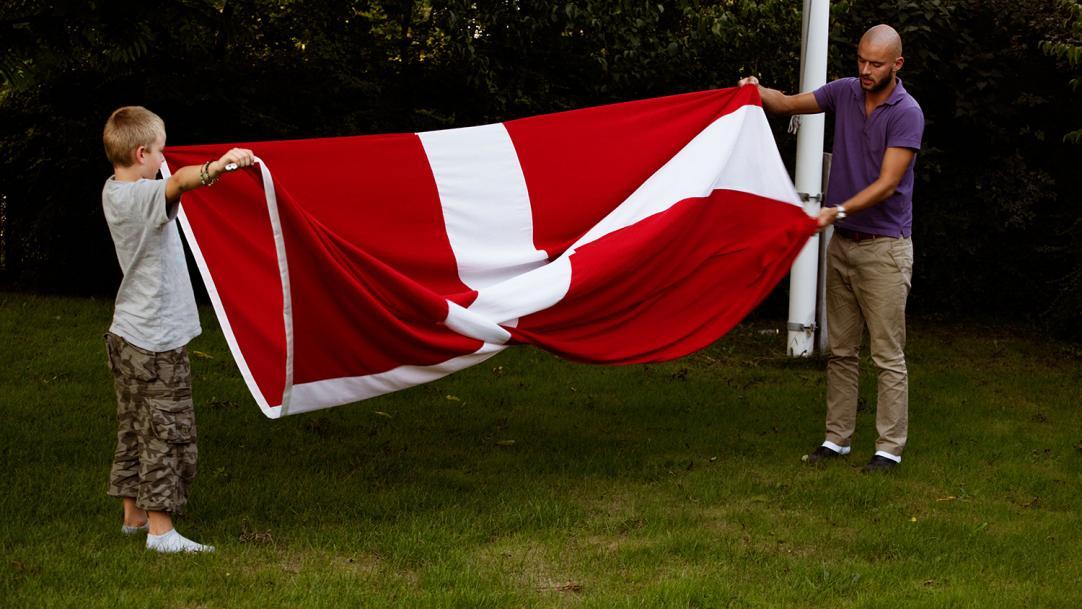 Bringing home the Danish