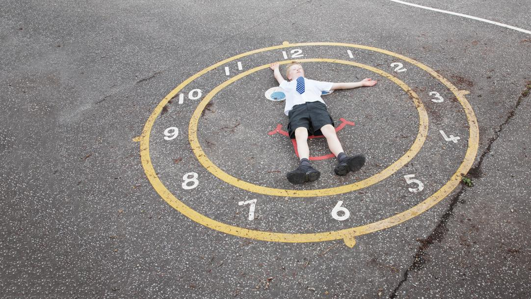 Breaktime length schools