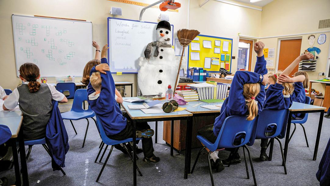 Why the last day of term should be a 'fun day'