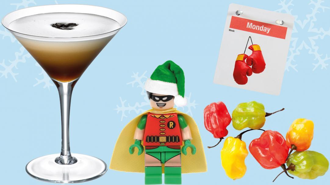Tes Christmas Quiz: 18/25 December 2020