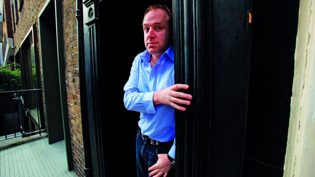 10 questions with... Tim Vine