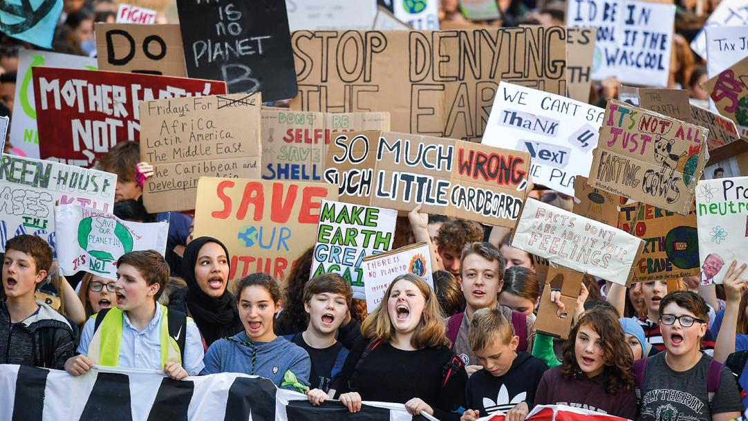 Climate change: are FE colleges doing enough?
