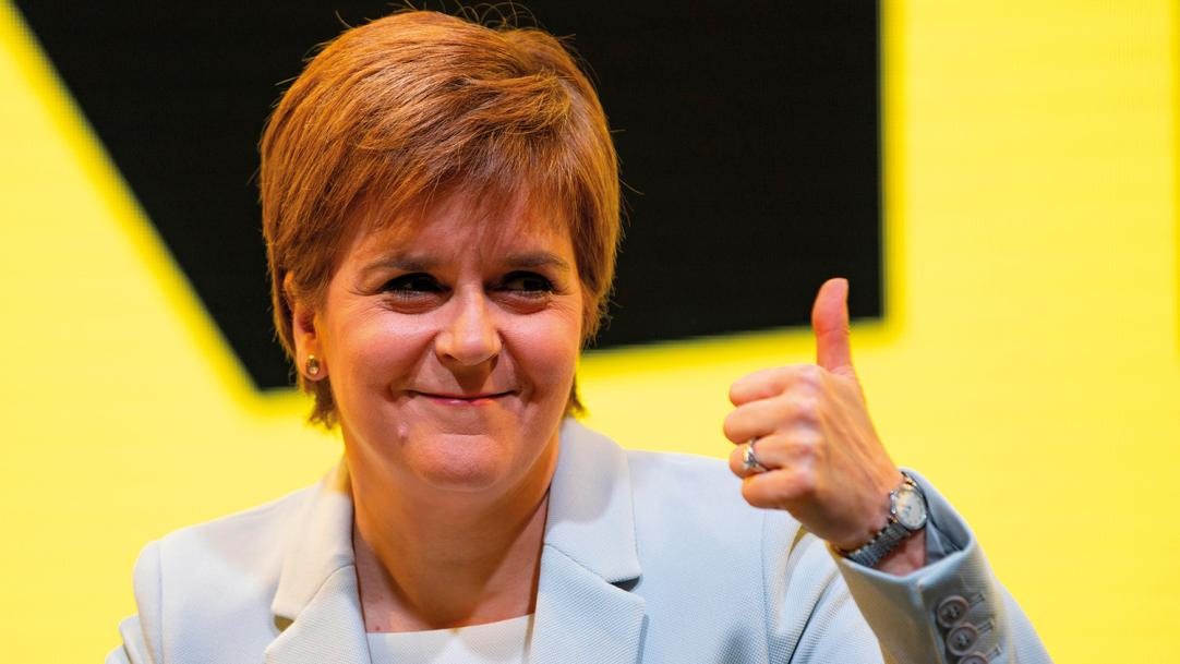 Covid catch-up: First minister of Scotland Nicola Sturgeon has made education her number one priority