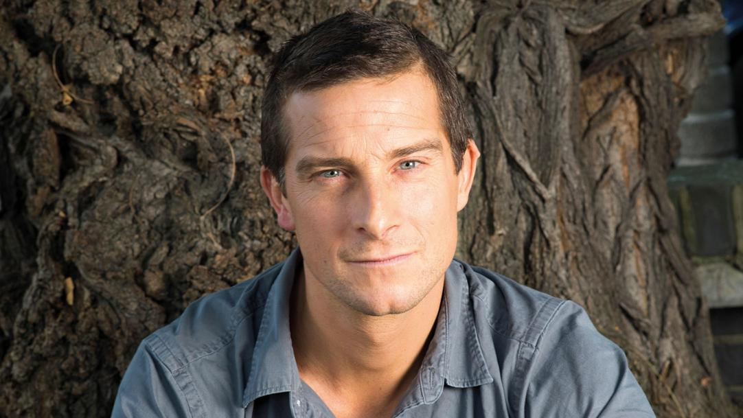 10 questions with… Bear Grylls