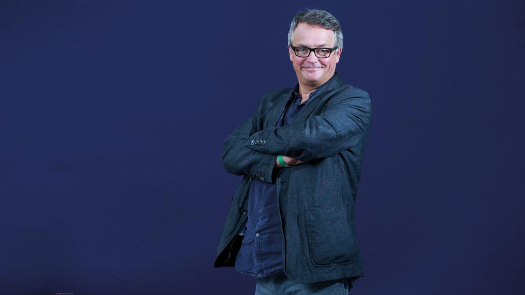 10 questions with… Charlie Higson
