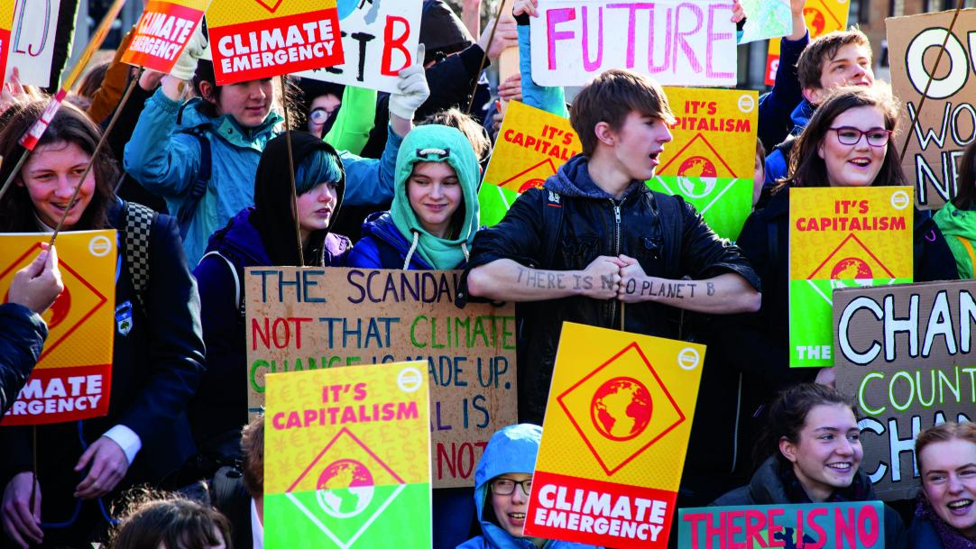 How FE colleges can support responsible student activism