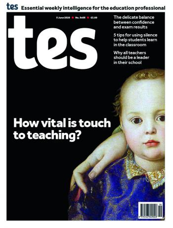 Tes cover 05/06/20