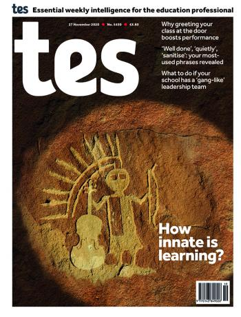 Tes cover 27/11/20