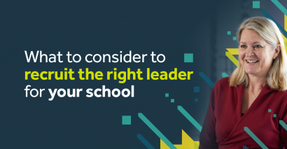 What To Consider To Recruit The Right Leader For Your School