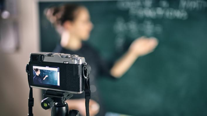 Online learning: The DfE is to publish a 'framework' to help schools with remote education