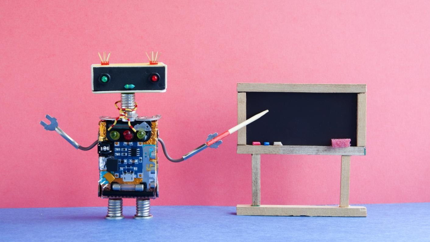 Will robots replace teachers?