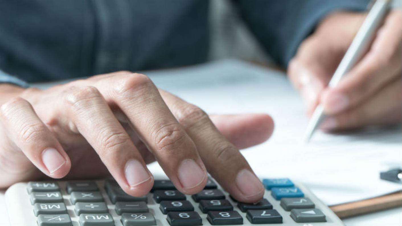 A Teacher Calculating Their Salary