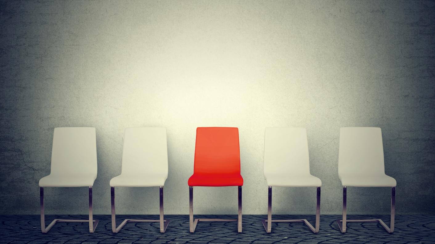 An Interview Waiting Room With No Candidates