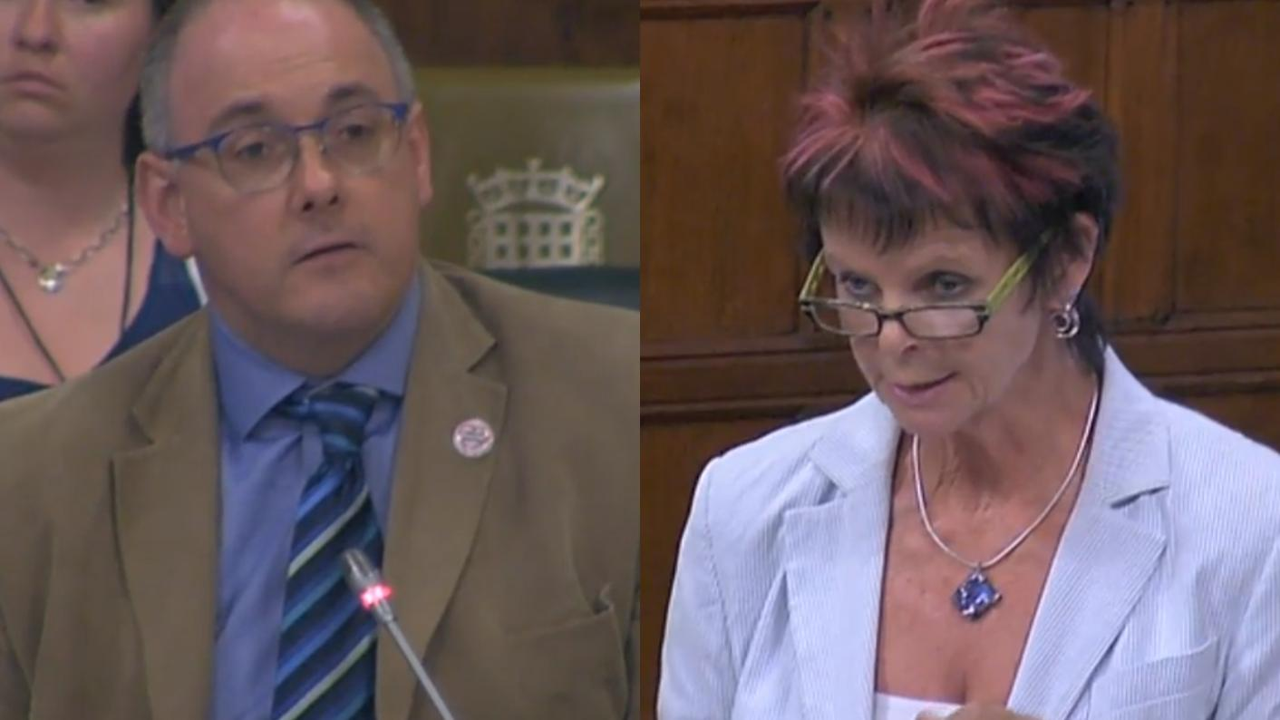 Robert Halfon and Anne Milton spoke at a Westminster Hall debate on the government's skills strategy