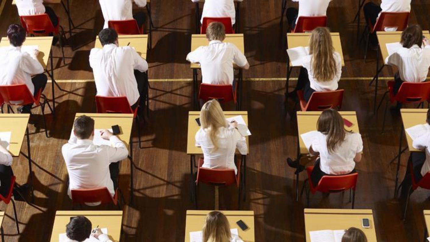 Key stage 3, KS3, accountability, GCSEs