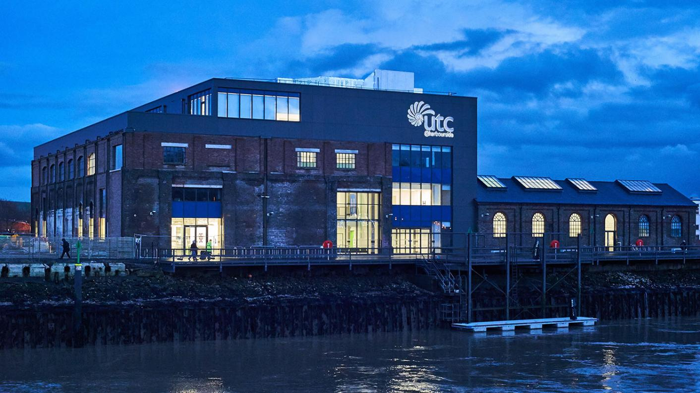 UTC@ Harbourside in Newhaven, East Sussex is set to close