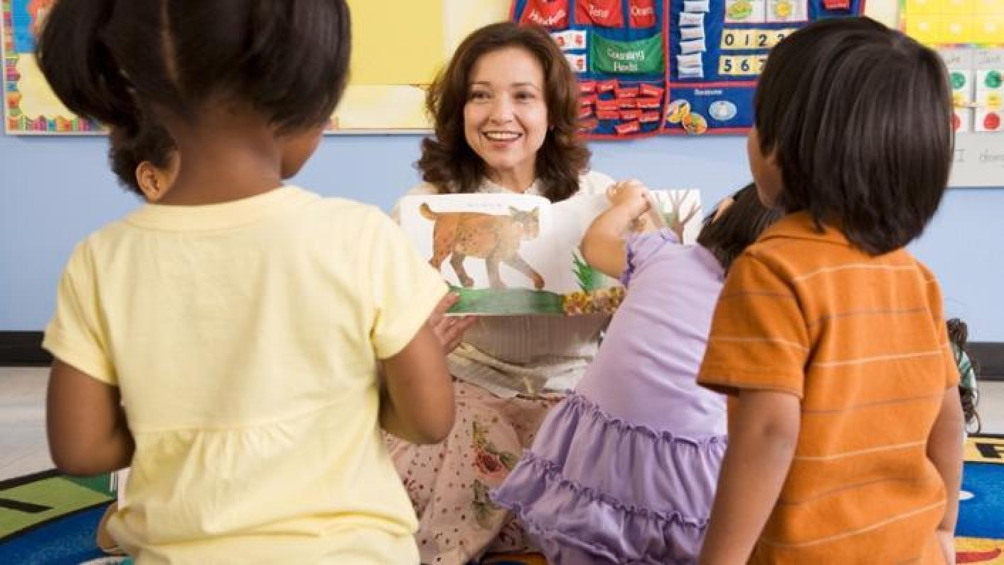 Nursery school have warned that they have less funding this year with which to support SEND pupils