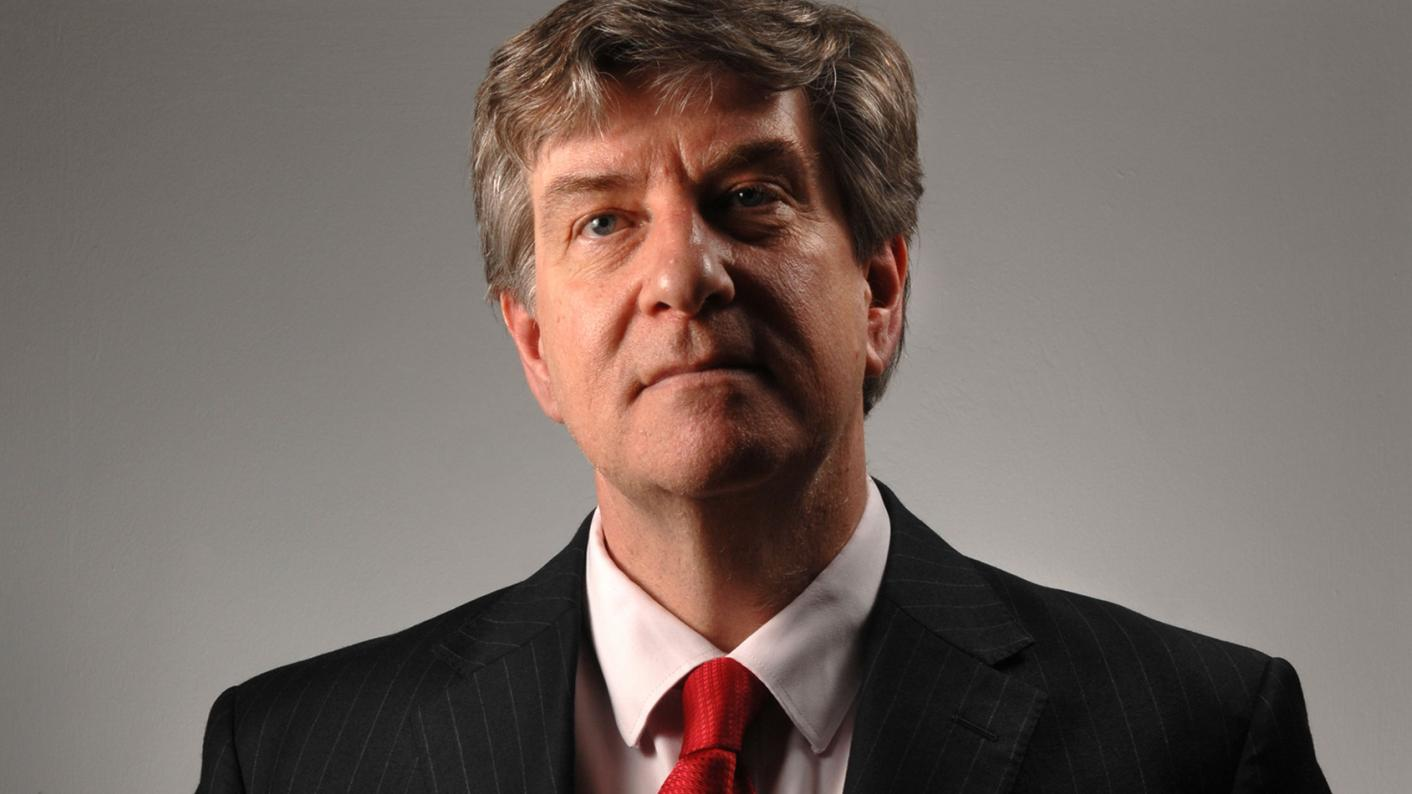 Sir David Carter, national schools commissioner