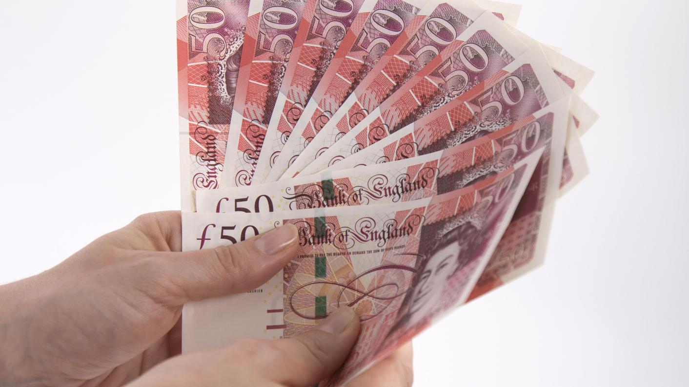 Only one in five trusts has agreed to cut back on top salaries