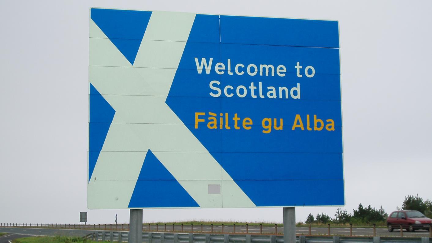 Narrowing of secondary options hitting Gaelic