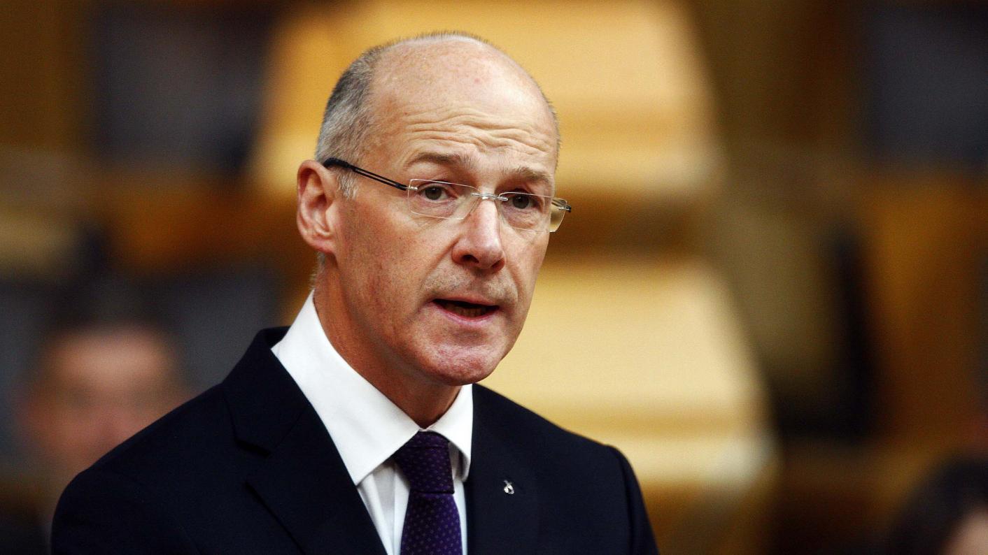 John Swinney: teachers must decide when national tests are sat