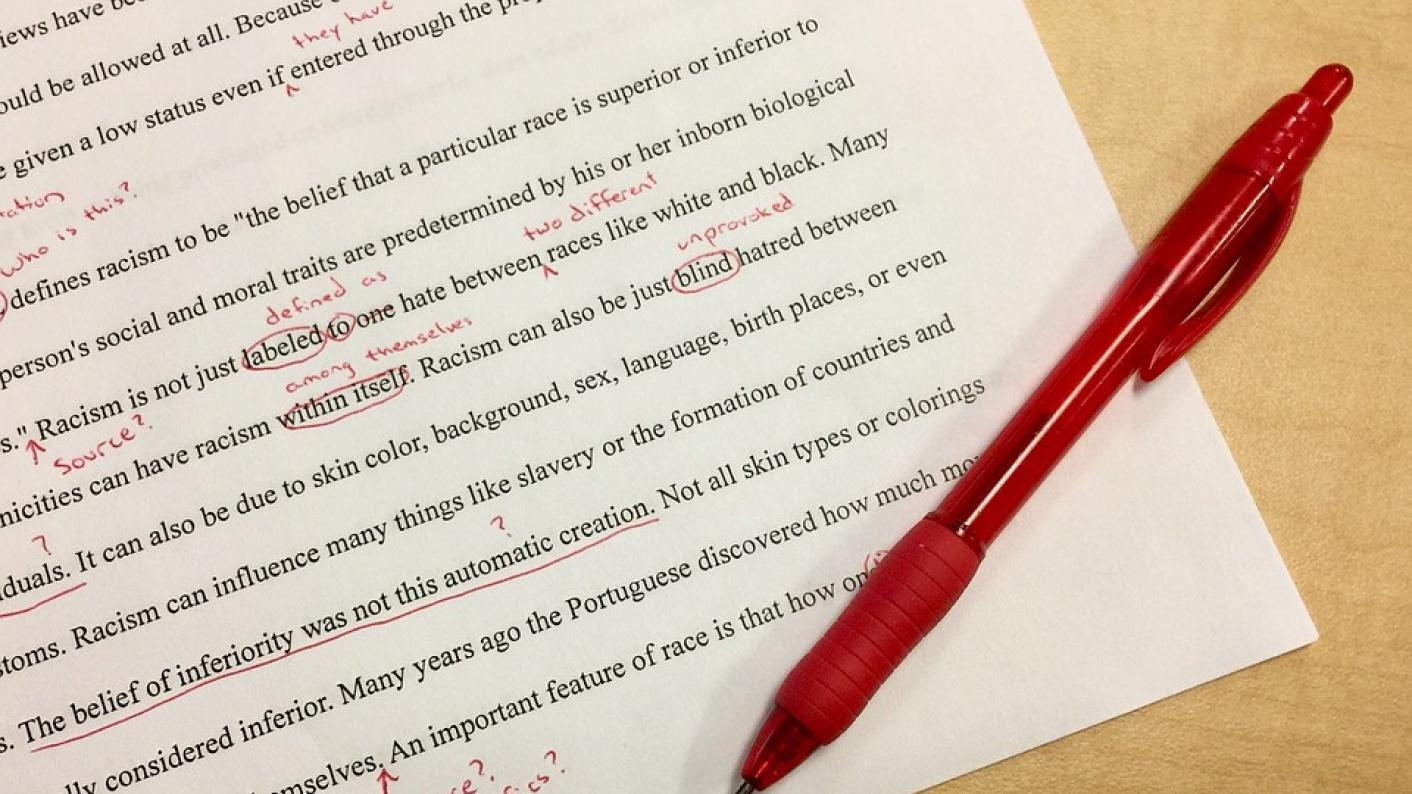 Maybe spending hours on marking is not time well spent, research suggests