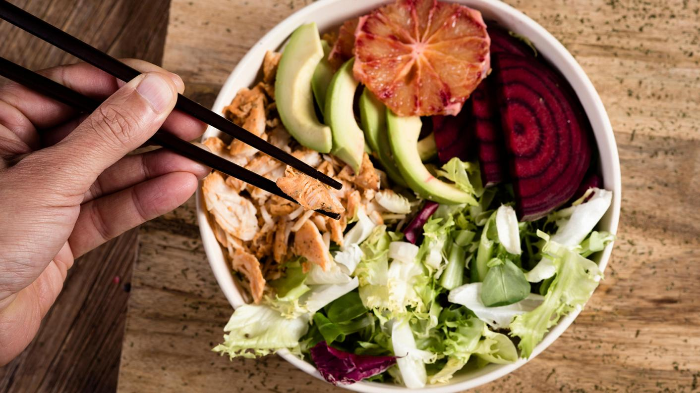 Five recipe ideas for quick and healthy packed lunches