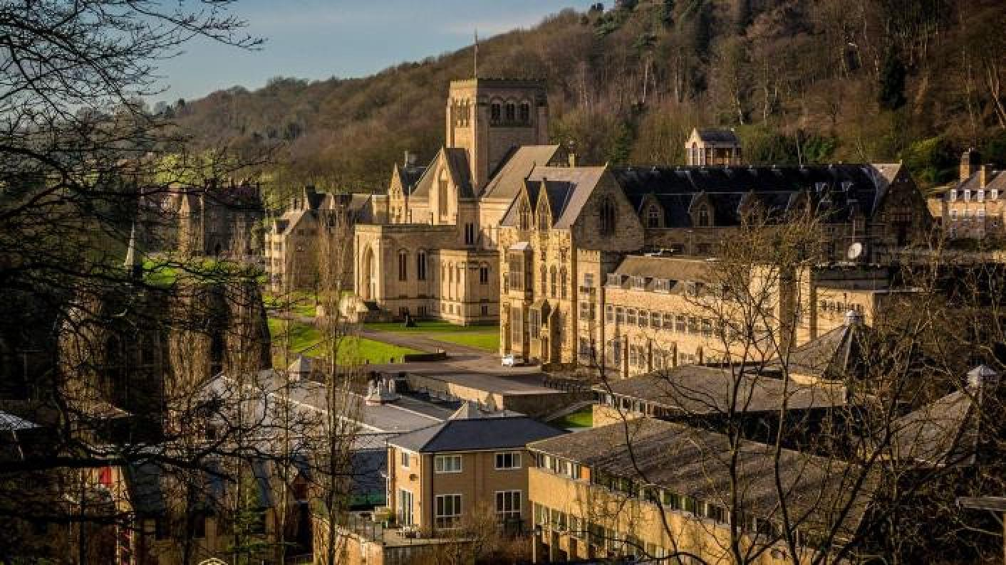 Ampleforth College in North Yorkshire